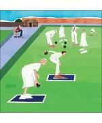 """Bowls"". Card by Debbie Ryder"
