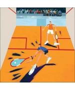 """""""Squash"""" card by Debbie Ryder"""