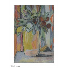 """Oranges and Lemons"" a card from a painting by Vanessa Bell"