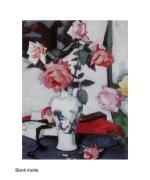 """Roses"" by Samuel John Peploe"