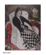 """Eileen in a White Chair"", by Anne Redpath"