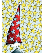 Stars Are In The Air. Greeting card from Mr Ferguson's world of whimsy